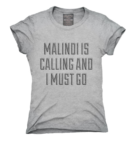 Funny Malindi Vacation T-Shirt
