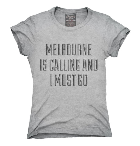 Funny Melbourne Vacation T-Shirt