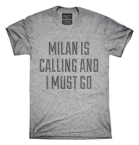 Funny Milan Vacation T-Shirt, Hoodie, Tank Top