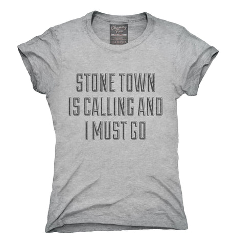 Funny Stone Town Vacation T-Shirt