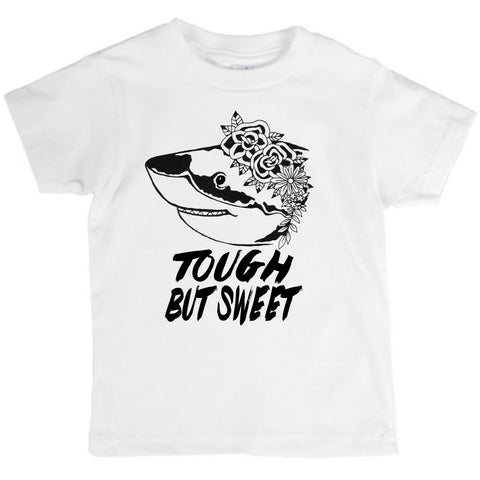 """TOUGH BUT SWEET' tee (2YR-6/7YR)"