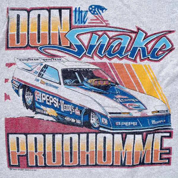 "Don ""The Snake"" Prudhomme Drag Race Ringer"