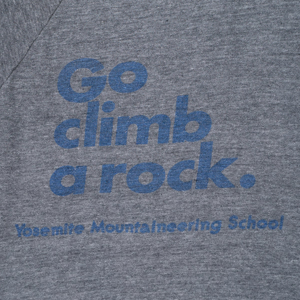 Yosemite Mountaineering Go Climb a Rock Sweatshirt