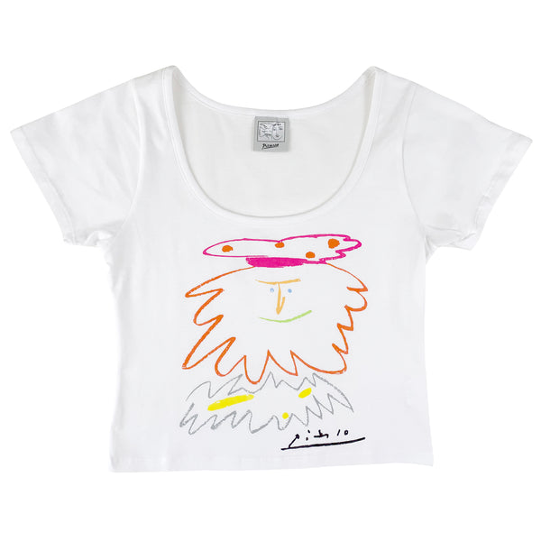 Picasso Sketch T-Shirt
