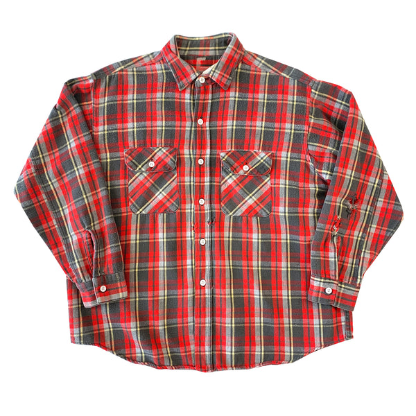 Big Mike Plaid Shirt