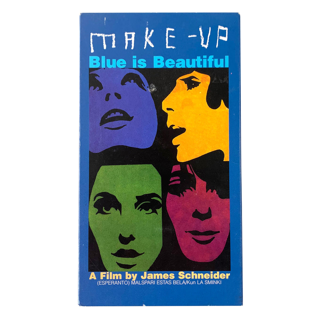 The Make-Up Blue is Beautiful VHS