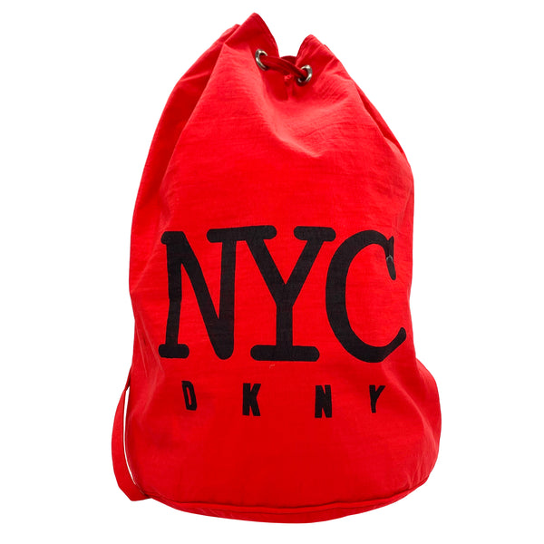 DKNY NYC Red Bag