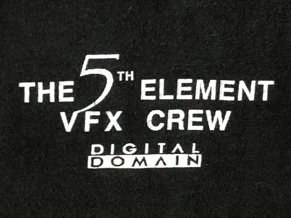 The Fifth Element VFX Crew T-Shirt