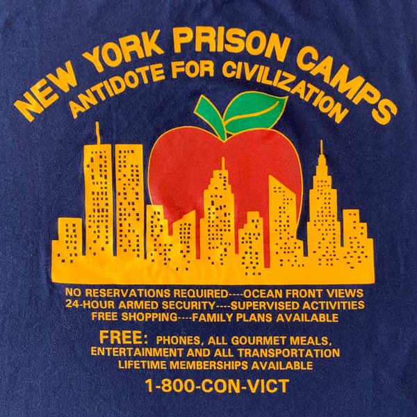 New York Prison Camps T-Shirt