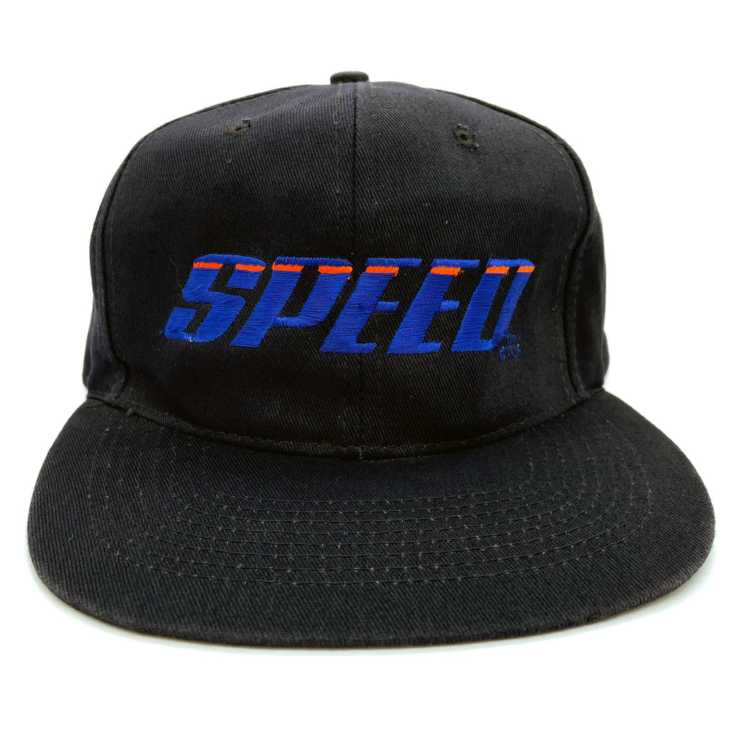 Speed Embroidered Hat
