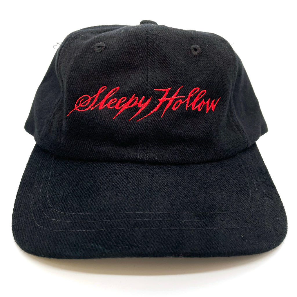 Sleepy Hollow Embroidered Hat