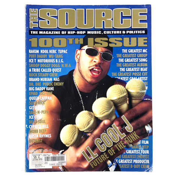 Source Magazine LL Cool J