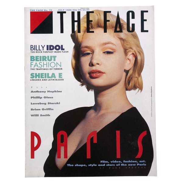 The Face Magazine No. 75 July 1986