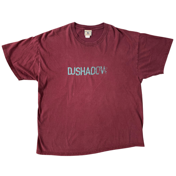 DJ Shadow Reconstruction Continues T-Shirt