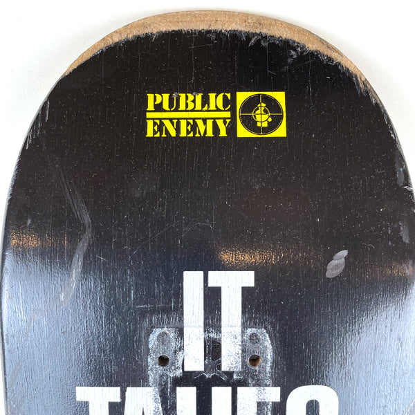 Supreme Public Enemy Skateboard Deck (2006)