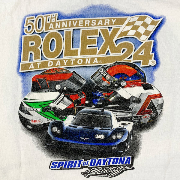 Rolex 50th Anniversary at Daytona L/S Shirt
