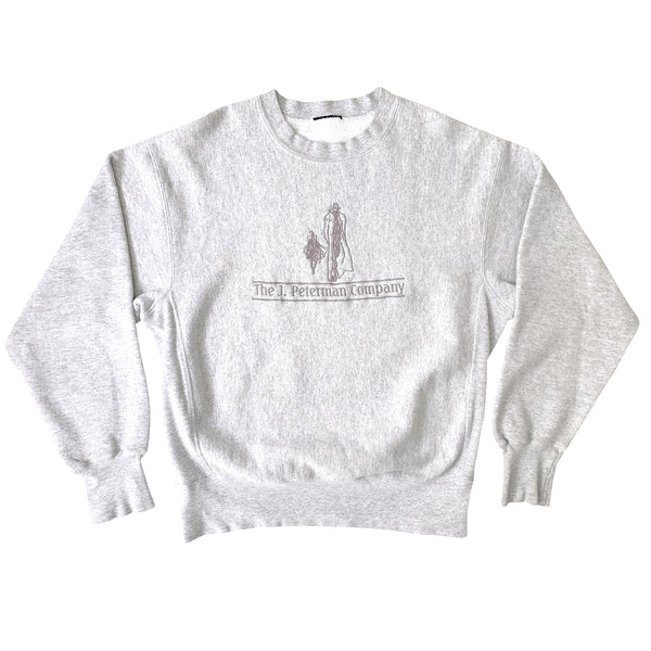 J. Peterman Embroidered Sweatshirt