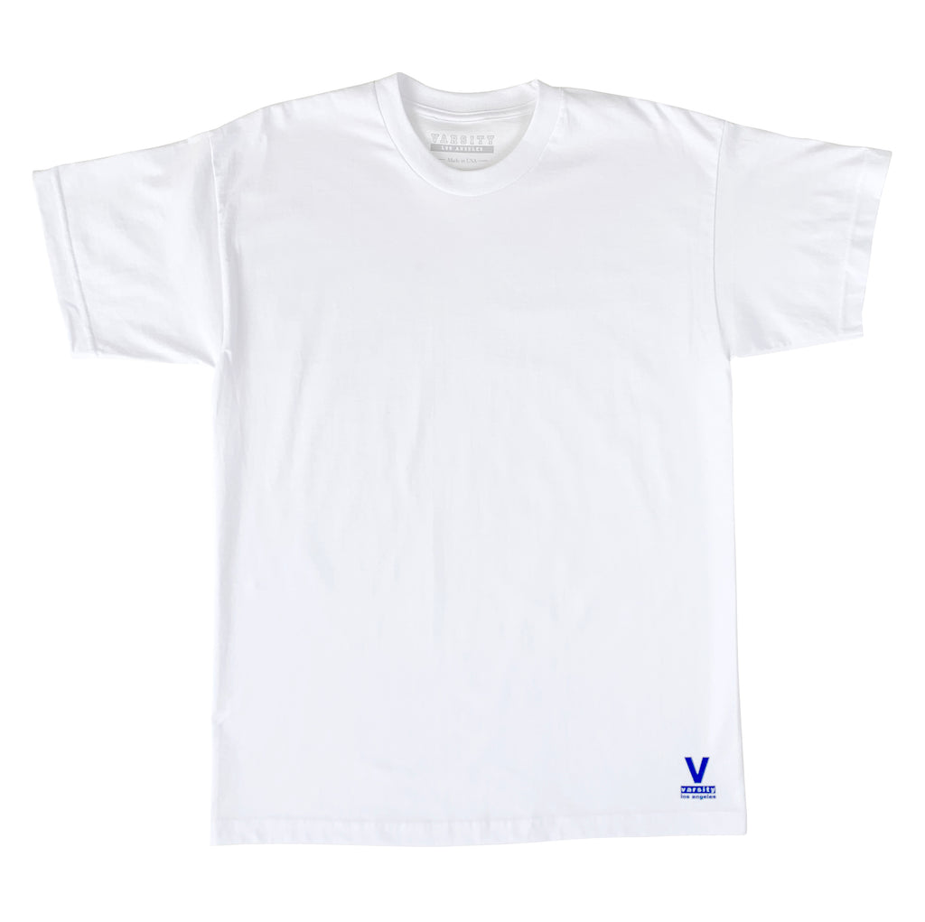 Varsity Los Angeles Classic White T-Shirt