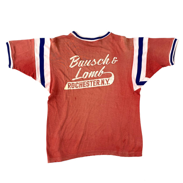 Bausch & Lomb Rochester NY Durene Jersey