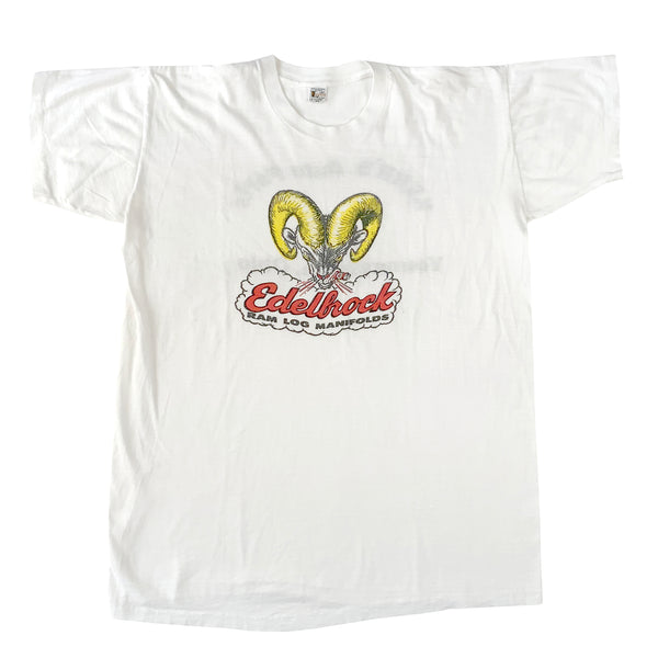 Edelbrock Ram Log Manifolds T-Shirt