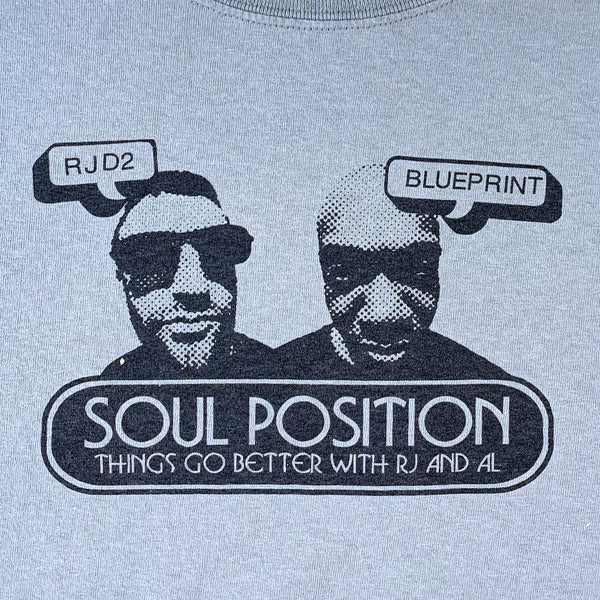 RJD2 & Blueprint 'Soul Position' T-Shirt