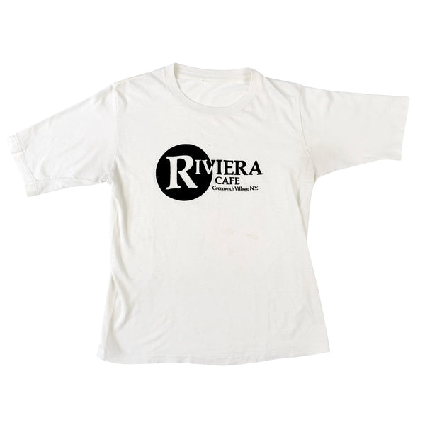 Riviera Cafe Greenwich Village NY T-Shirt