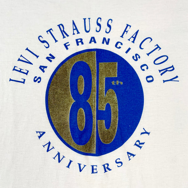 Levi's San Francisco 85th Anniversary T-Shirt