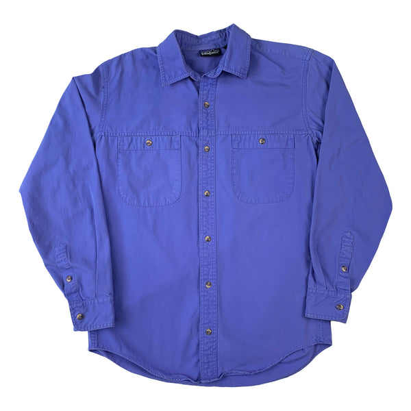 Patagonia Teal Button Down Shirt