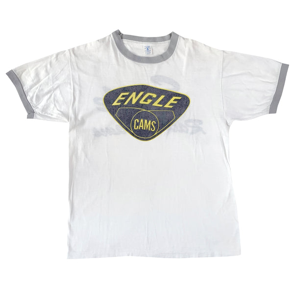 Engle Racing Cams Ringer T-Shirt