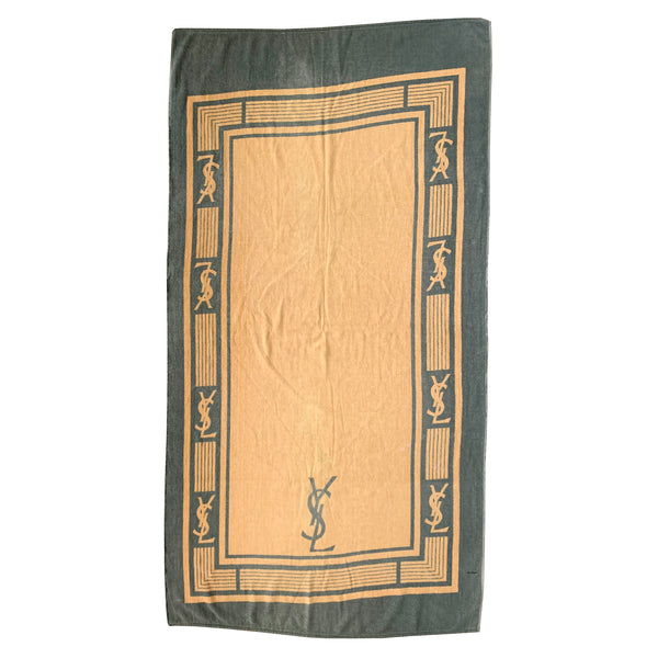 Yves Saint Laurent Beach Towel