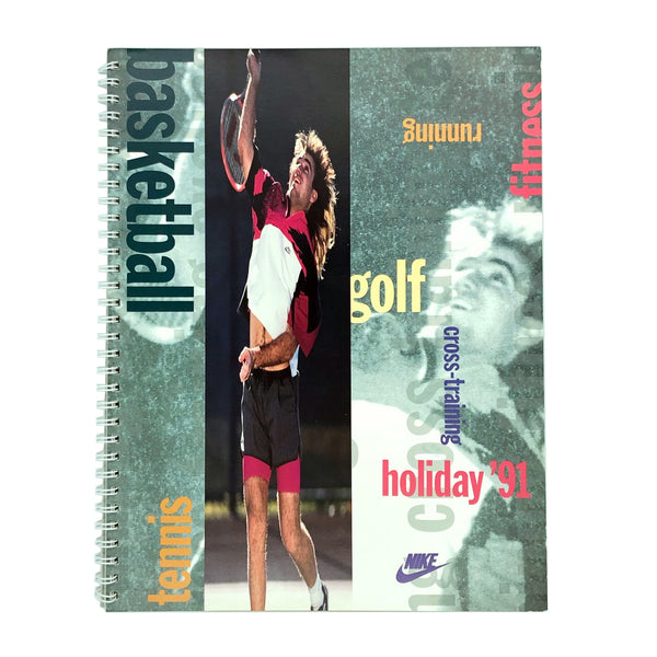 Nike Holiday 1991 Catalog