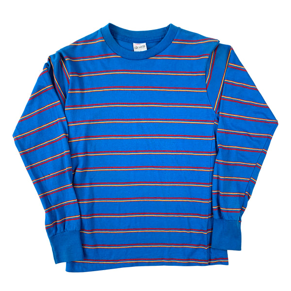 Pak-Nit Rx Striped L/S Shirt