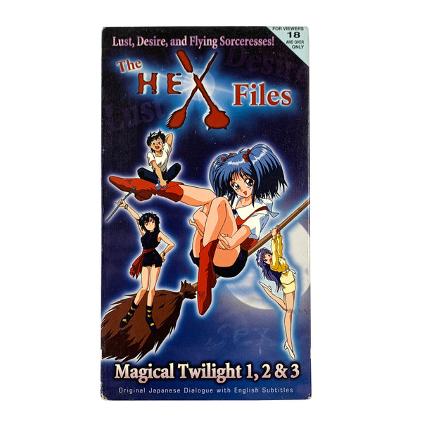 The heX Files VHS