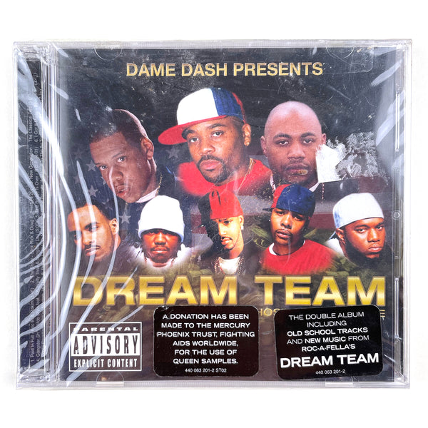 "Dame Dash Presents ""Dream Team"" x ""Paid in Full"" Movie CD (2002)"
