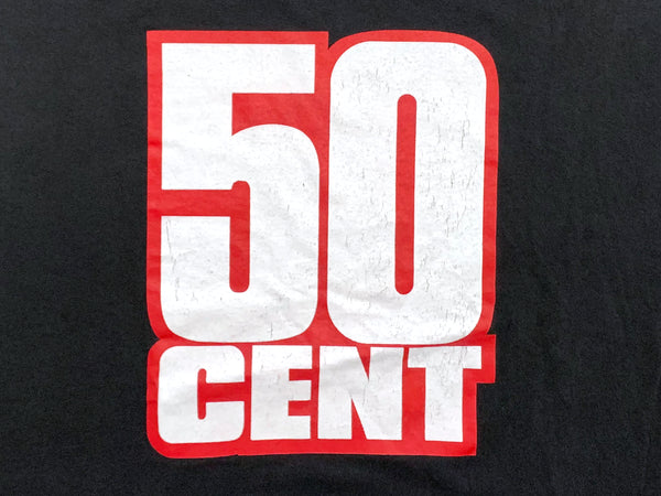 50 Cent Get Rich or Die Tryin Promo T-Shirt