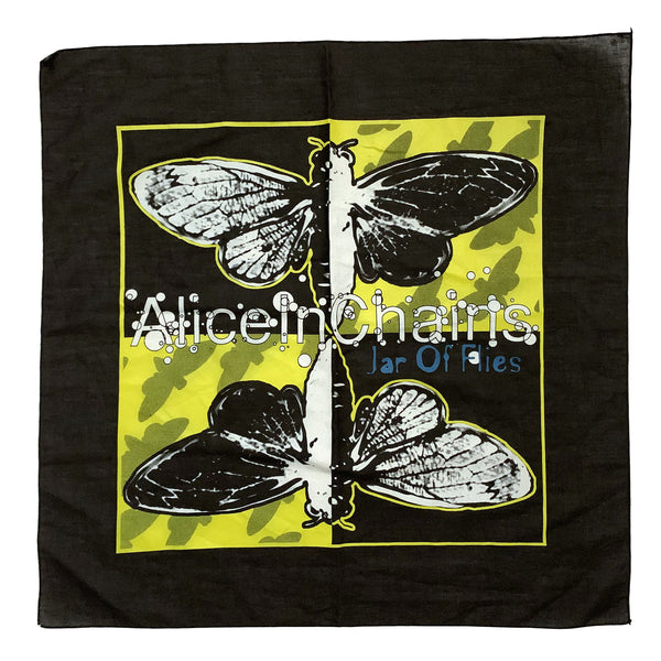 Alice in Chains Jar of Flies Bandana