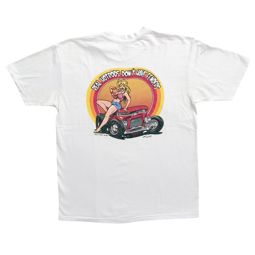Robert Williams Pete & Jakes Hot Rod T-Shirt