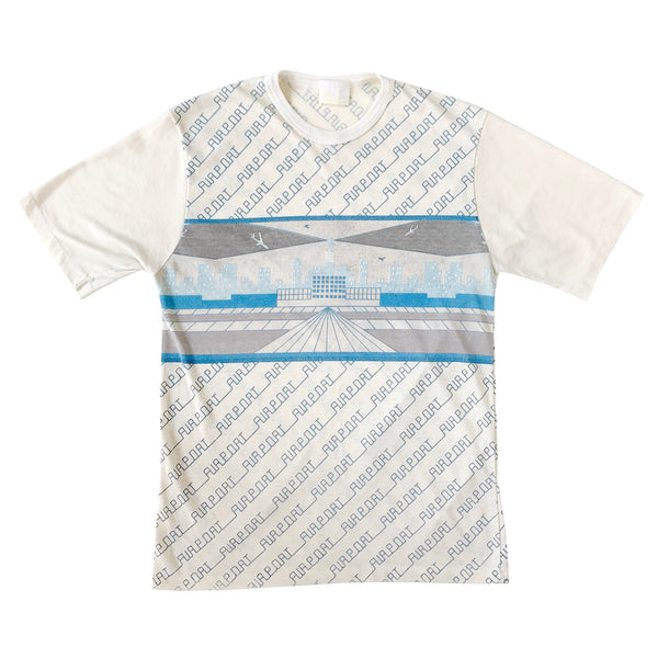 Airport All Over Print T-Shirt