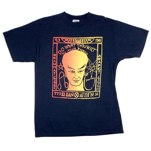Blue Rage Black Redemption T-Shirt