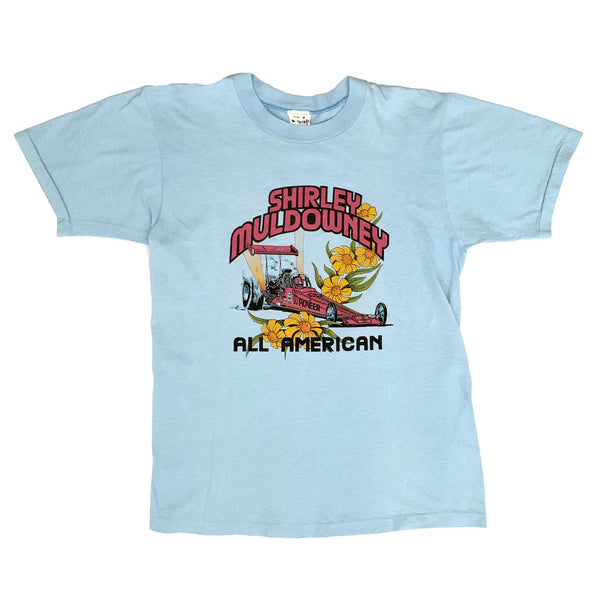 Shirley Muldowney All American T-Shirt