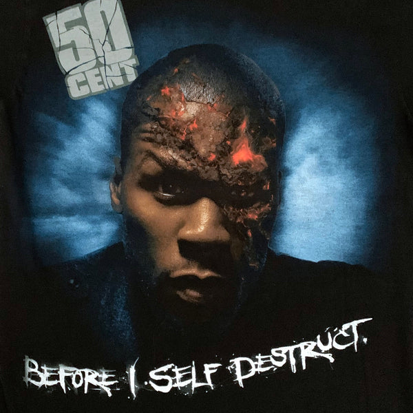 50 Cent Before I Self Destruct T-Shirt