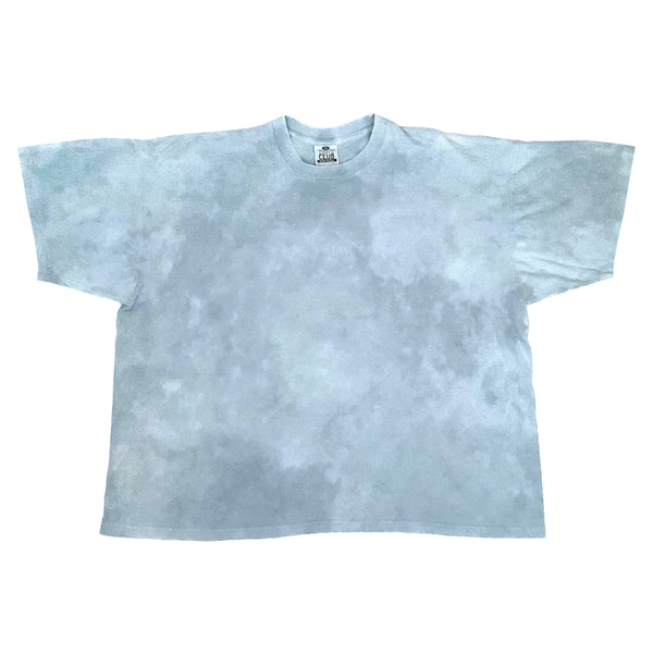 Light Indigo Dyed Pro Club T-Shirt