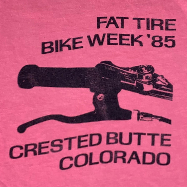 Fat Tire Week 1985 T-Shirt