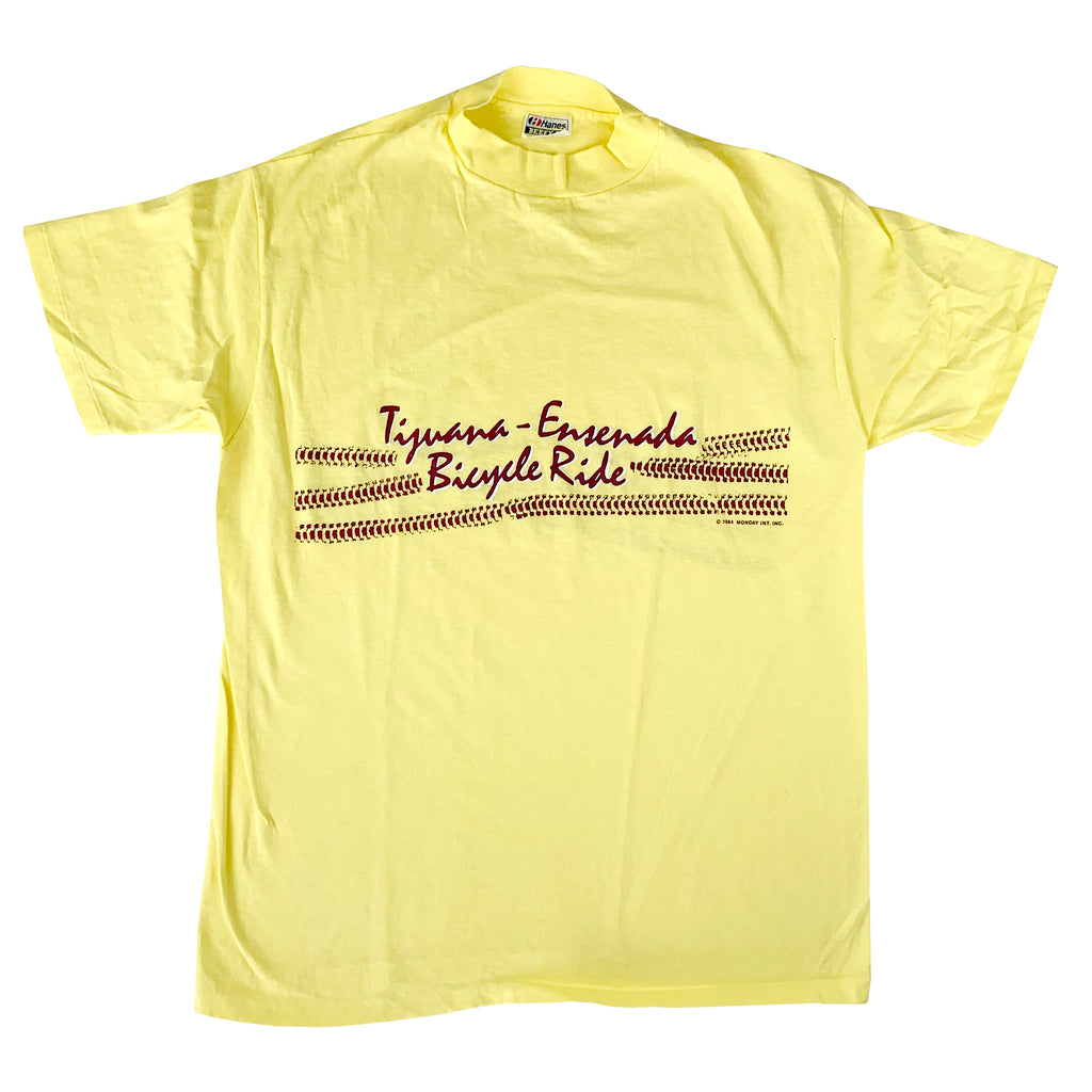 Tijuana - Ensenada Bicycle Ride 1984 T-Shirt
