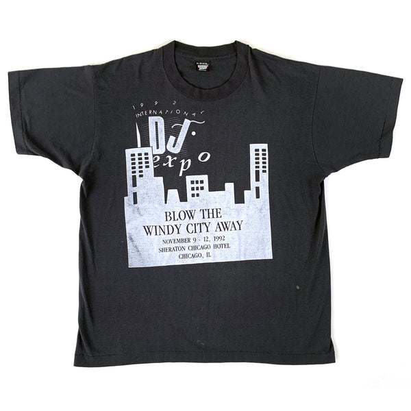 1992 International DJ Expo Chicago T-Shirt