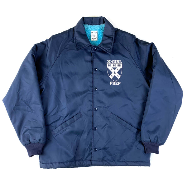 X-Girl Prep Coaches Jacket