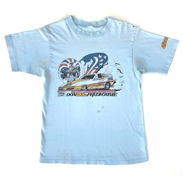 Don The Snake Prudhomme Race Car T-Shirt