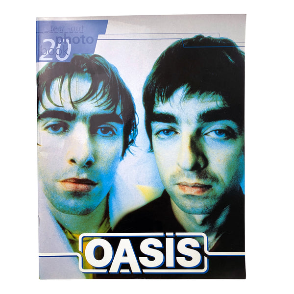 Oasis Photo Book