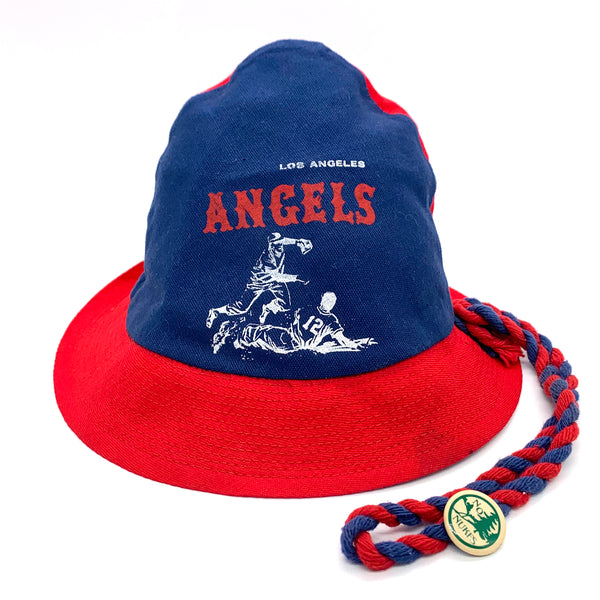 Los Angeles Angels Bucket Hat