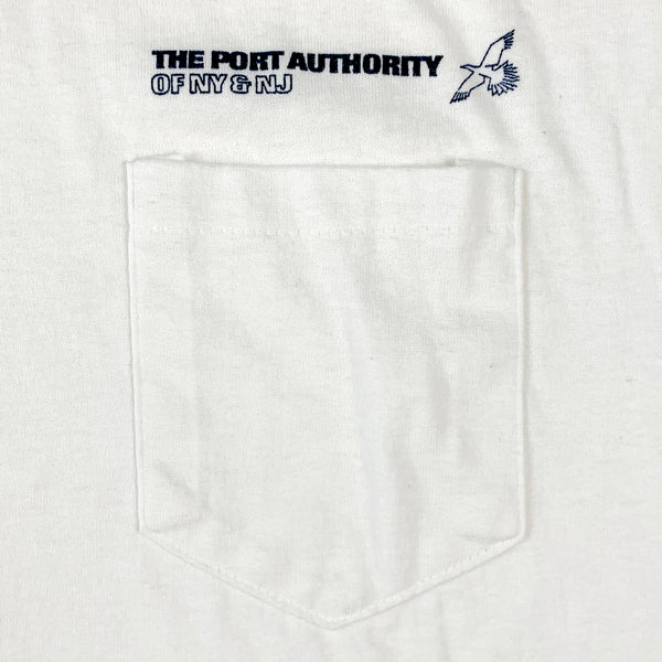 The Port Authority of NY & NJ Pocket T-Shirt